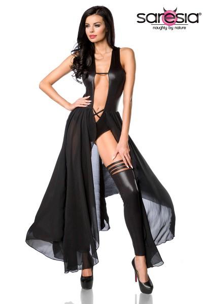 Bodydress schwarz