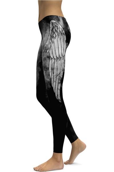 Winged Leggings