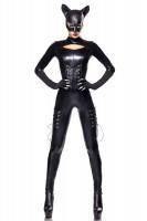 Dessous Cat Lady schwarz